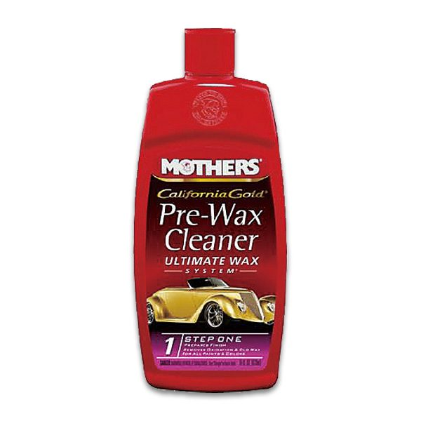 Mothers California Gold Pre-Wax Cleaner 16 Oz