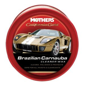 Mothers Carnauba Cleaner Wax 12 Oz