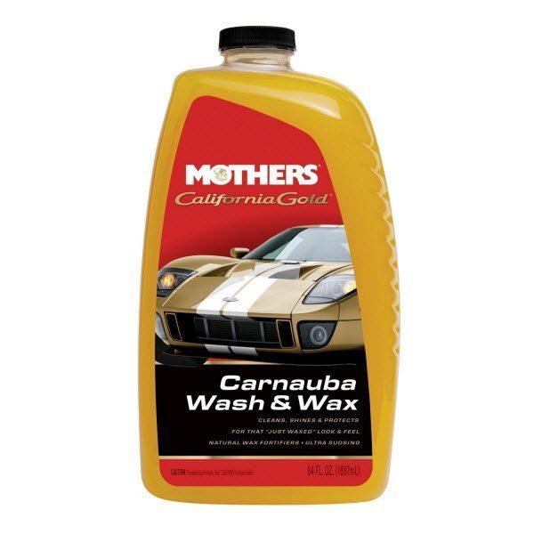 Mothers Carnauba Wash and Wax