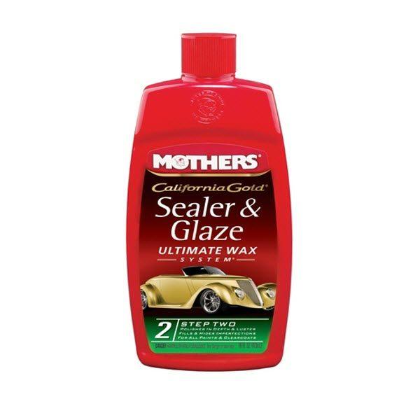 Mothers Sealer and Glaze 16 Oz