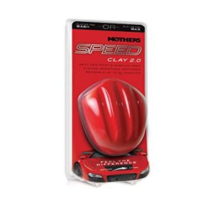 Mothers Speed Clay 2.0 5 Oz