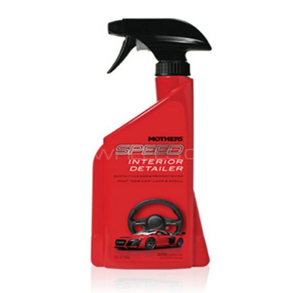 Mothers Speed Interior Cleaner 24 Oz