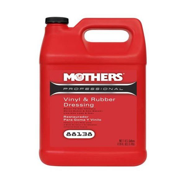 Mothers Vinyl & Rubber Dressing Gallon