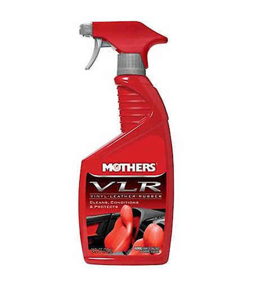 Mothers Vinyl Leather Rubber Care 24 Oz