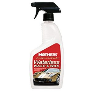 Mothers Waterless Wash and Wax 24 Oz