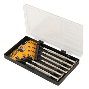 Tolsen 20031 6 Pieces Precision Screwdriver PK