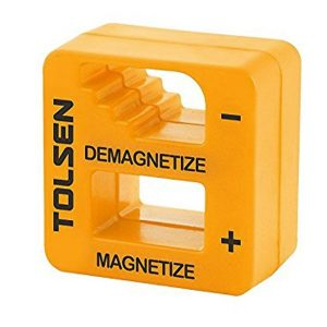 Tolsen 20032 Screwdriver Magnetizer PK