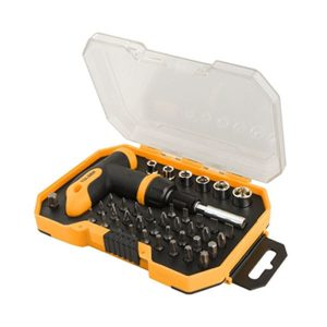 Tolsen 20036 41 Pieces Bits and Socket Set PK