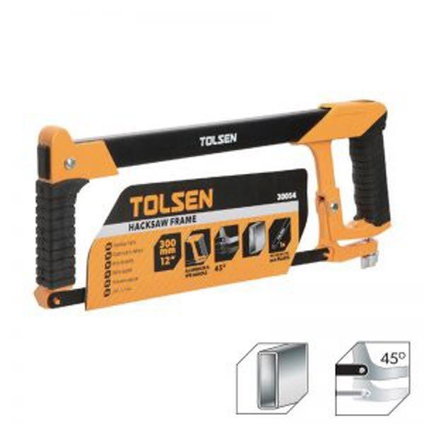 Tolsen 30054 Hacksaw Frame 12 Inches PK