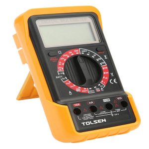Tolsen 38031 Digital Multimeter PK