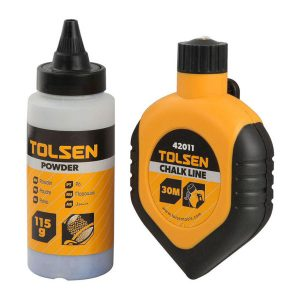 Tolsen 42011 Chalk Line Set