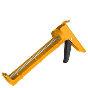 Tolsen 43049 Heavy Duty Caulking Gun 9 Inches