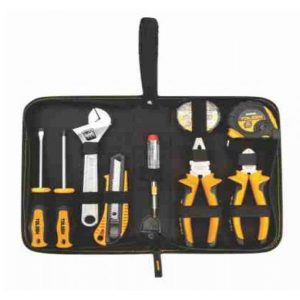 Tolsen 85301 9 Pieces Hand Tools Set PK